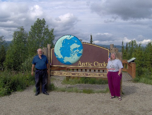 arctic circle again