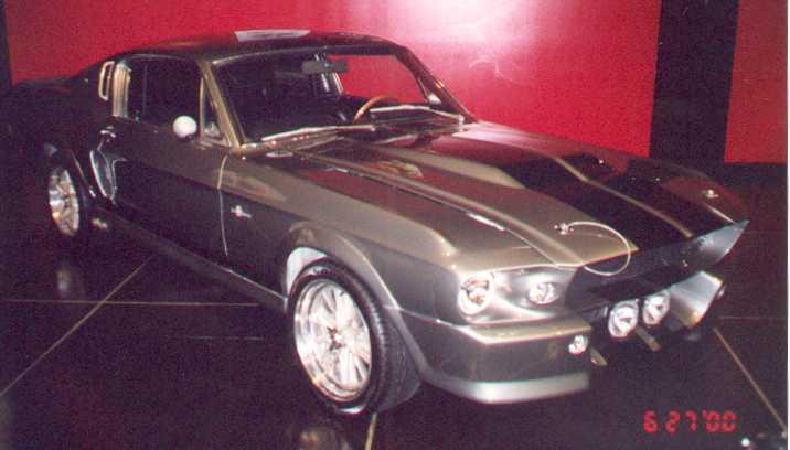 Busco el modelo y marca del auto que sale en la película '60 segundos